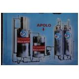 Hệ thống lọc nước Apolo